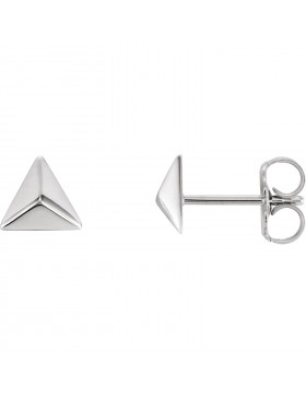 sterling-silver-pyramid-earrings