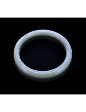 Jadeite Bangle (Type A-Jade) JB0061
