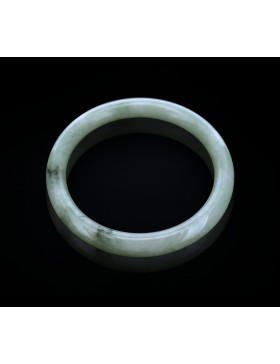 Jadeite Bangle (Type A-Jade) JB0062