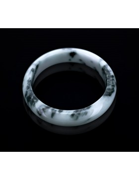 Jadeite Bangle (Type A-Jade) JB0014