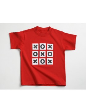 Everything w/ Velcro Tic-Tac-Toe T-Shirts by sinkid®