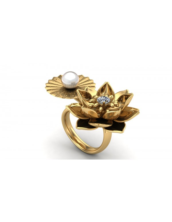 lotus-1-realism-ring-duo-type-1-in-14k-yellow-gold