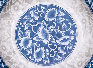 ancient-blue-and-white-porcelain-plate