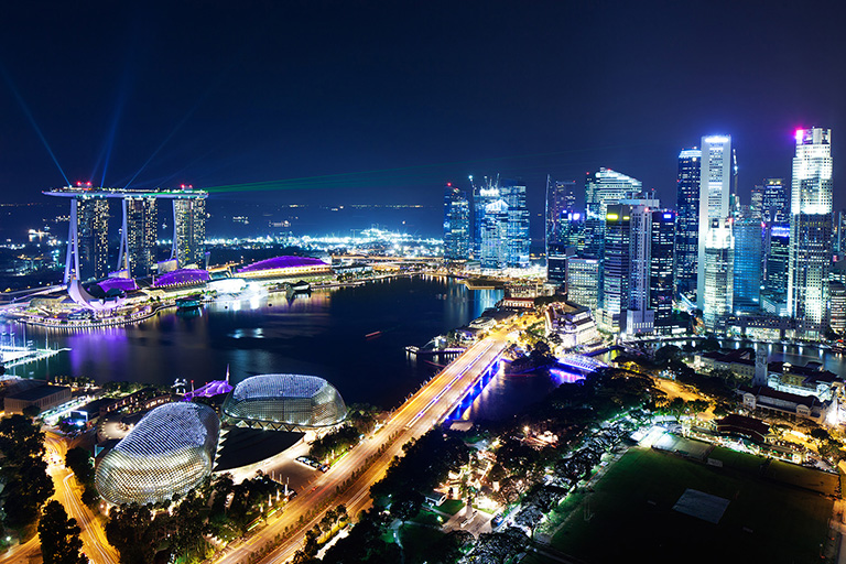 singapore-at-night-cityscape-esplanade-theatres-on-the-bay-and-marina-bay-sands