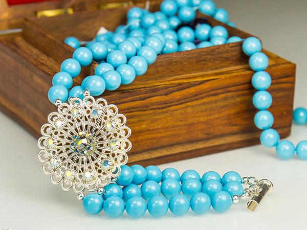 swarowski-crystal-turquoise-pearl-bracelet